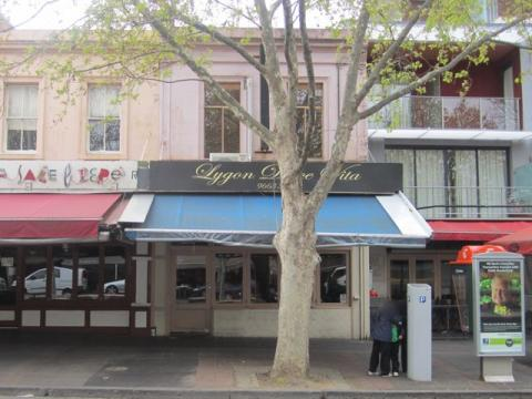 Lygon dolce vita in carlton vic 3053 dimmi for Aiyara thai cuisine menu