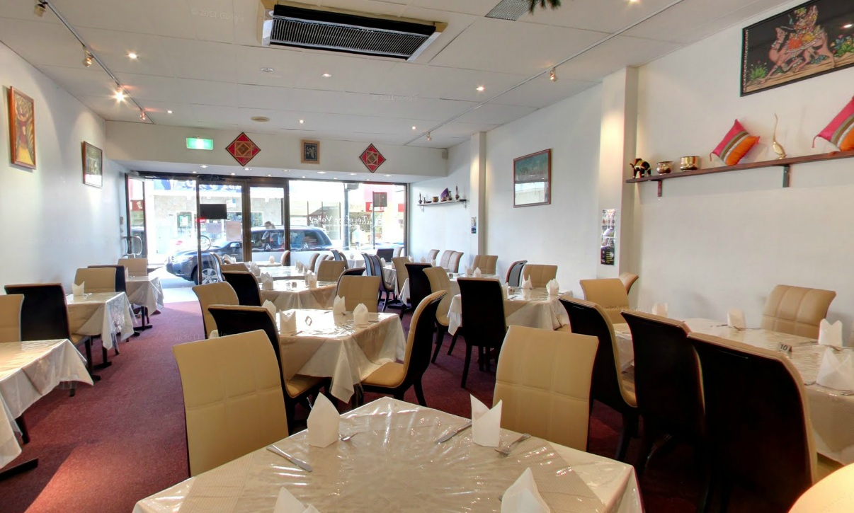 Indian Restaurant High Street Penrith