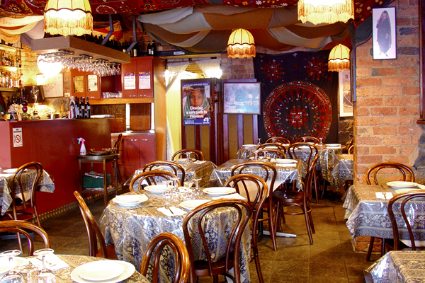 Afghan gallery restaurant in fitzroy vic 3065 dimmi for Afghan cuisine restaurant